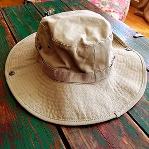 7a81f4ba441 ☀️Swiss Tech Fishing Hiking Adjustable Hat L - XL